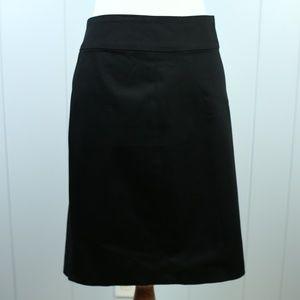 Lilly Pulitzer Black Karlen Skirt NWT